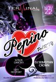 22.11.2014 - Pepino Party - Terminal club, Nová Baňa