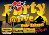 23.6.2012 - Pepino party s Kiss rádiem - Jawa Motosraz - Vilémovice