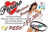 23.2.2013 - Pepino Medical Party - Europa Club, Trnava