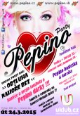24.3.2015 - Pepino Party - U-club, Olomouc