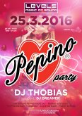 25.3.2016 - Pepino Party - Levels Magic of Sound, Žilina