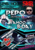26.10.2013 - Pepino B-Day Party - SKR club, Obsza