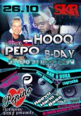 26.10.2013 - Pepino B-Day party - SKR club, Wietlin