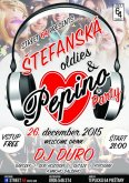 26.12.2015 - Štefánská oldies and Pepino Party - Street64, Piešťany