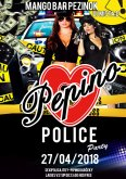27.4.2018 - Pepino Police Party - Mango Bar, Pezino