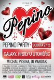27.12.2014 - Pepino Party - Galaxy, Hrdly u Litoměřic