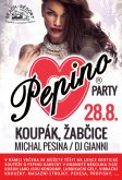 28.8.2015 - Pepino Party - Koupák, Žabčice