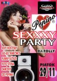 29.11.2013 - Pepino Sexxxy party - Alcatraz club, Michalovce
