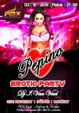 3.10.2014 - Pepino Erotic Party - FOX Klub, Lučenec