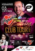 3.10.2014 - Pepino Birthday Club Tour - Coolturák, Plechotice