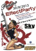 30.8.2013 - Pepino Effect Party - Sky club, Snina