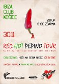 30.11.2011 - Red Hot Pepino Tour - Ibiza club Košice