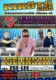 31.1.2015 - Pepino Erotic Party Tour - Kikötő club, Gávavencsellő