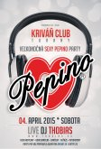 4.4.2015 - Pepino Party - Kriváň club, Tuřany
