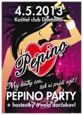 4.5.2013 - Pepino party - Kaštiel club, Drietoma