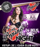 5.7.2013 - Sexy Pepino Night - Cuga club, Kúty