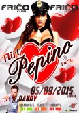 5.9.2015 - Flirt Pepino Party - Fričo club, Fričovce