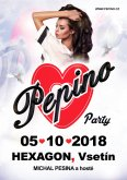 5.10.2018 - Pepino Party - HEXAGON, Vsetín