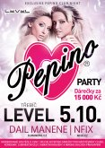 5.10.2012 - Pepino Party - Level bar - Třebíč