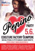 5.6.2015 - Pepino Party - Coolture Factory, Šumperk
