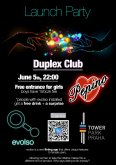 5.6.2014 - Pepino Launch Party - Duplex Club, Praha