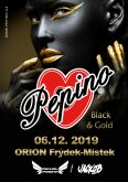 6.12.2019 -Pepino Black and Gold, ORION music club, Frýdek-Místek