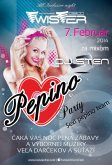 7.2.2014 - Pepino Party - Twister disco club, Moldava nad Bodvou