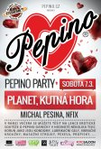7.3.2015 - Pepino Party, Planet, Kutná Hora