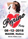 8.12.2018 Pepino Party - MAXIM, Holice