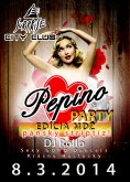 8.3.2014 - Pepino Party - Surprise City Club, Poprad