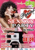 8.9.2012 - Pepino Sexxxy party - EKG night club - Vranov nad Topľou