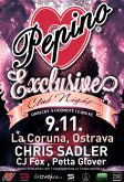 9.11.2012 - Pepino Exclusive Party - La Coruna, Ostrava