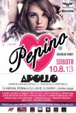 10.8.2013 - Pepino party - club Apollo, Sezimovo Ústí