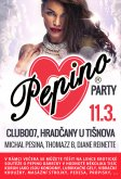 11.3.2016 - Pepino Party - Club 007, Hradčany u Tišnova