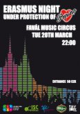 20.3.2012 - Erasmus Night under protection of Pepino - Brno