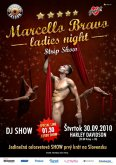 Pepino Marcella Brava - ladies night