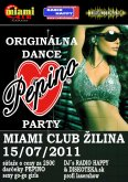 15.7.2011 Pepino Party Miami club Žilina