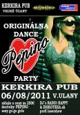 6.8.2011 Pepino party Kerkira Pub V. Ulany