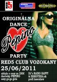 25.6.2011 Pepino Party RED5 club Vozokany