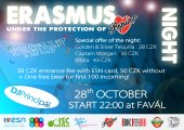 ERASMUS under the protection of Pepino
