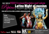 Pepino Latino Night of passion