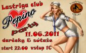 11.6.2011 - Pepino party  Lastriga club