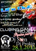 28.1.2011 Pepino party  - Life Club Kysak