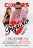 2.12.2016 - Pepino Party - Colors club, Rožňava