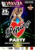 25.4.2015 - Pepino Party - Yakuza Music club, Banovce nad Bebravou