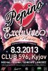 8.3.2013 - Pepino Exclusive Club Night - Club 596, Kyjov